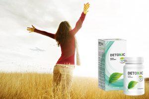 Detoxic παρασιτα, δοσολογια, συστατικα - Λειτουργία;