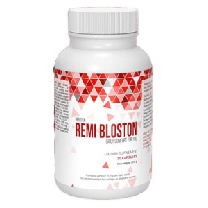 Remi Bloston τελευταίες πληροφορίες το 2021, κριτικές - φόρουμ, σχόλια, τιμη, capsules, συστατικα - πού να αγοράσετε; Ελλάδα - παραγγελια
