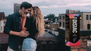 Aqua Disiac perfume, pheromones - λειτουργία;