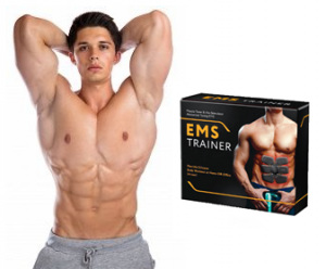 τι ειναι EMS Trainer fit, stimulator - does it work;