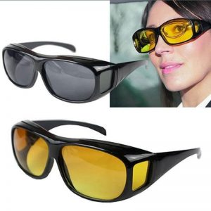 HD Glasses night vision, for driving - λειτουργεί;