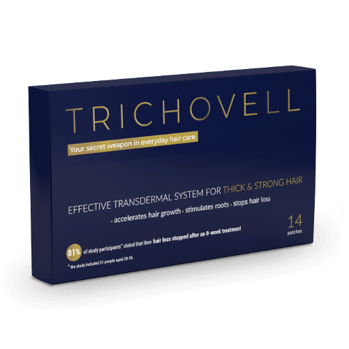 Trichovell oδηγίες για τη χρήση 2019, κριτικές, φόρουμ, σχόλια, τιμή, patches - πού να αγοράσετε; Ελλάδα - παραγγελια