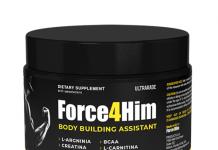 Ultrarade Force4Him Τρέχουσες αξιολογήσεις χρηστών 2020, κριτικές, φόρουμ, τιμή, συστατικά, πού να αγοράσετε, Ελλάδα - κατασκευαστής