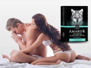 Amarok κάψουλες, συστατικά, πώς να το πάρετε, πώς λειτουργεί, παρενέργειες