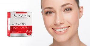 Skin Vitalis κρέμα, συστατικά, πώς να το χρησιμοποιήσετε, πώς λειτουργεί, παρενέργειες