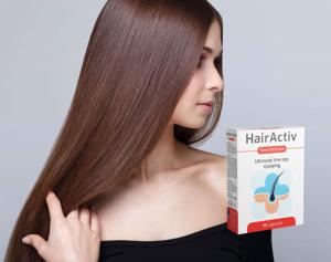 HairActiv κάψουλες, συστατικά, πώς να το πάρετε, πώς λειτουργεί, παρενέργειες