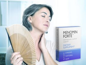 Menomin Forte κάψουλες, συστατικά, πώς να το πάρετε, πώς λειτουργεί, παρενέργειες