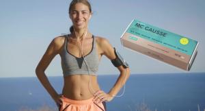 MC Gausse μαγνητική ζώνη γόνατος, πώς να το χρησιμοποιήσετε, πώς λειτουργεί
