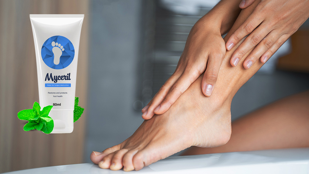 Myceril κρέμα, συστατικά, πώς να εφαρμόσετε, πώς λειτουργεί, παρενέργειες